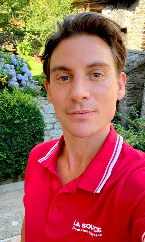 Alexandre Chavouet alias Alex Fighter